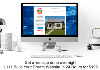 Website Overnight