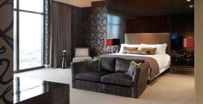Cosmopolitan las vegas west end penthouse. The 13 Most Luxurious Suites of Las Vegas   lasvegasjaunt com
