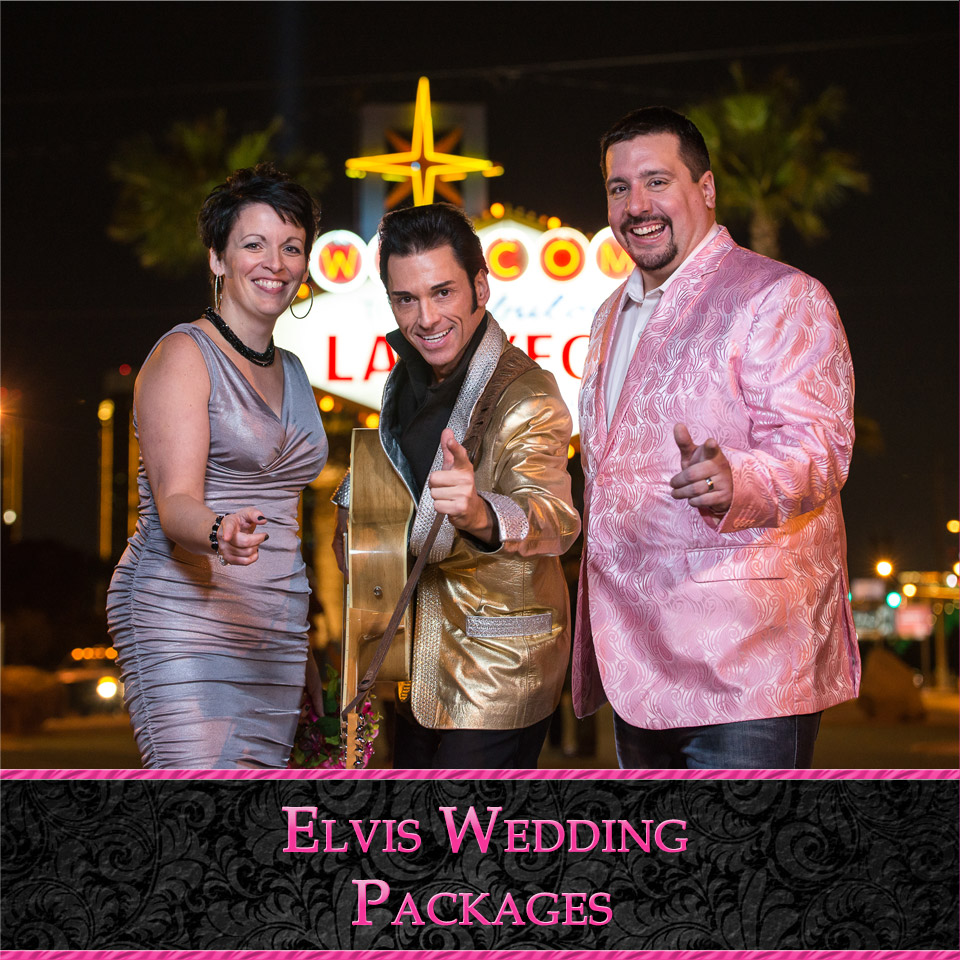 Las Vegas Wedding Package Deals