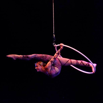 trapeze hoop class icon