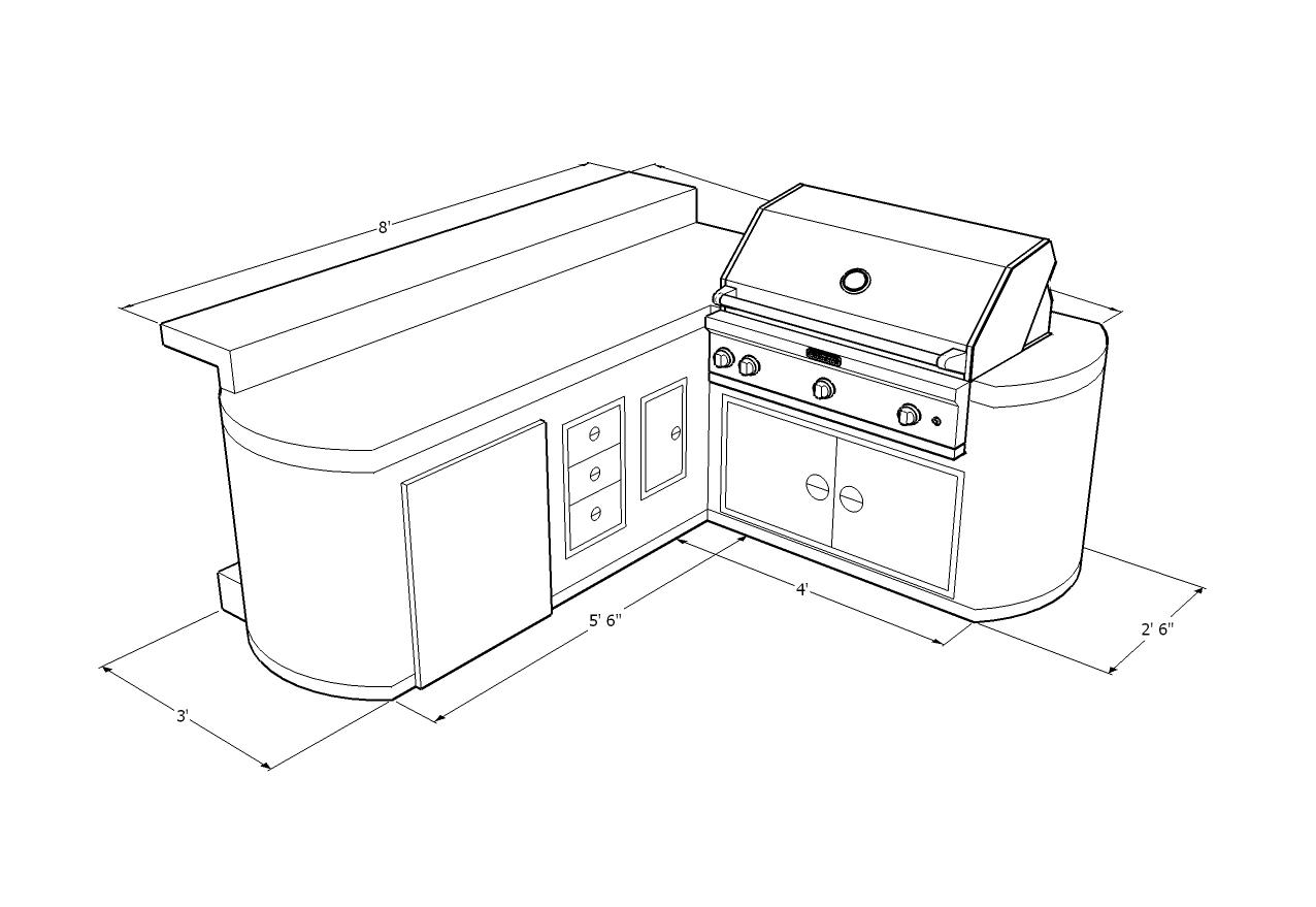 Outdoor Kitchen Designs Idea S