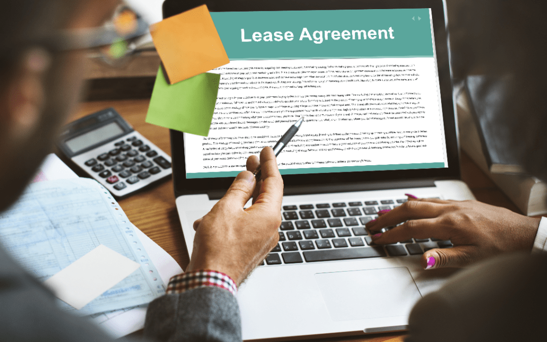 6 Things to Consider When Creating a Lease Agreement