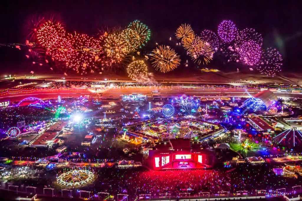 EDC Las Vegas 2017 highlights