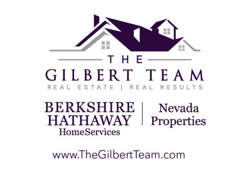 The Gilbert Team Logo with Berkshire Hathaway
