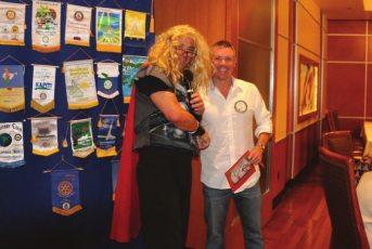 Chris Chapman win the drawing for Arleen Sirois's Children's books.