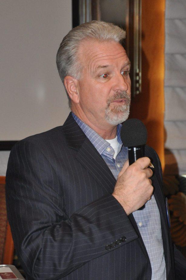 Kirk Alexander discusses service events