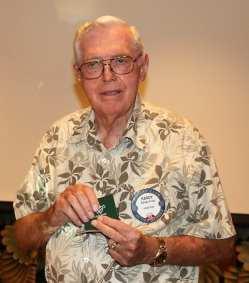 New Member Randy Frost won the Lawry Bucks