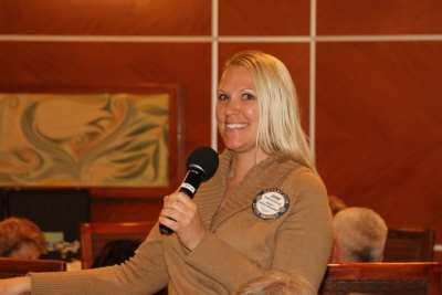 Jaime Goldsmith announced our next wine to water event on Feb 24th.