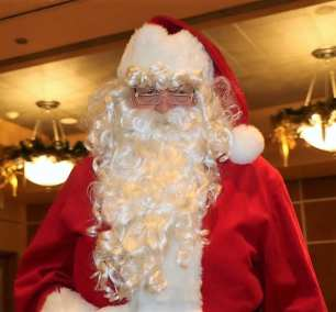 Santa joined in with Jingle Bells…Merry Christmas and we will see you next year.