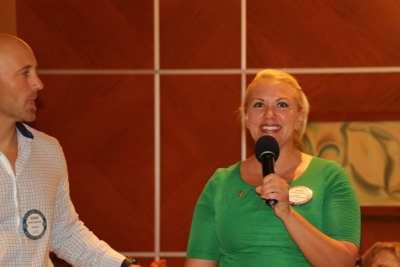 Jaimee Goldsmith gave us an update on the SOAR presentation.
