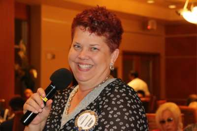 Janice Lencke discussed our annual fundraiser.