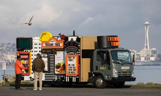 Amazon re-imagina el negocio del detal en las calles de Seattle