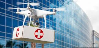 La pandemia pone a volar a los Drones