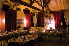 LA TABLE A RALLONGE , le cabaret flamenco de Camargue