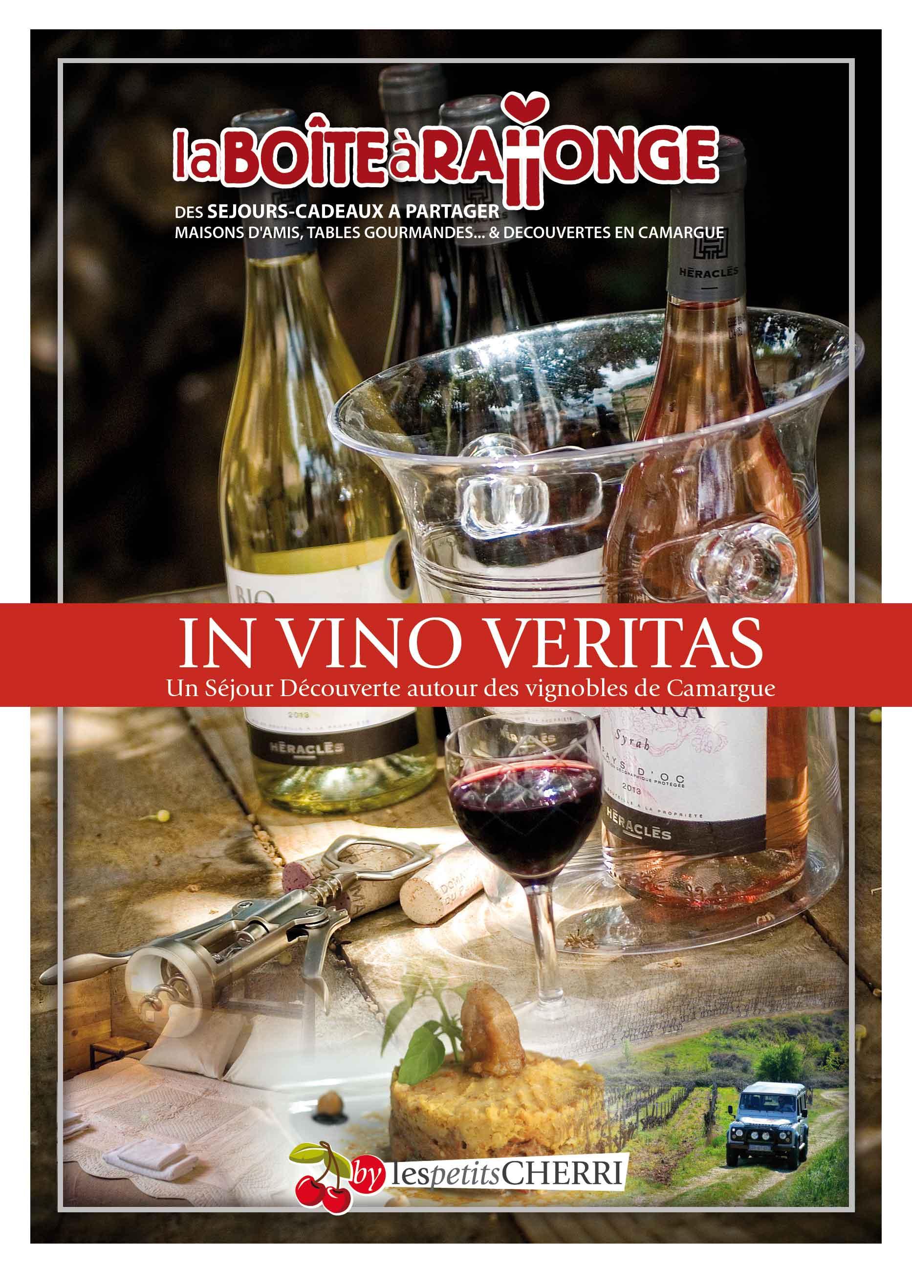 Des séjours cadeau autour du vin et des vignobles de Camargue