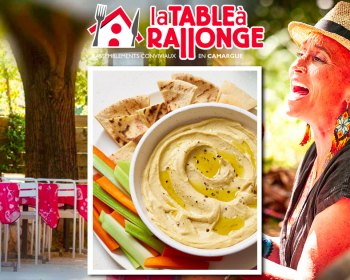Houmous-party-en-camargue