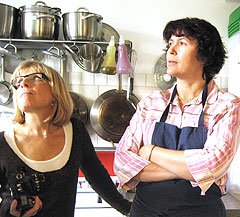 Atelier de cuisine, stages de cuisine en Camargue ou séjour cadeau autour de la cuisine, pour Particulier, groupe d'amis, entreprise à la recherche d'une activité d'équipe, vous cherchez un stage d'initiation à la diététique, un atelier gourmand ou un séjour gastronomique en cuisine? Bienvenus dans la cuisine des Petits CHERRI en Camargue
