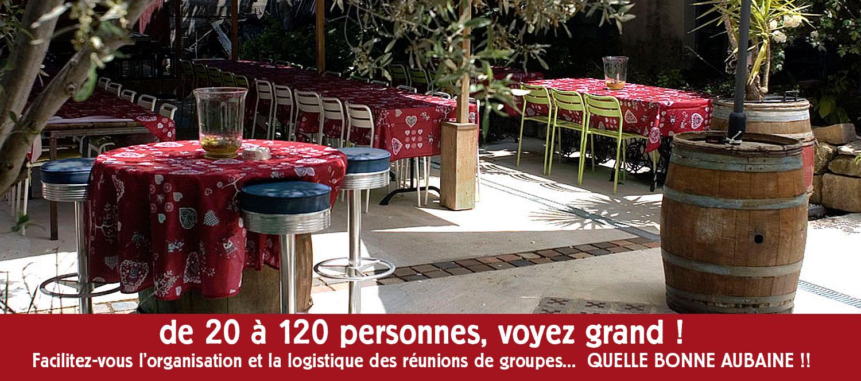 Location de salle et d'espaces festifs en Camargue