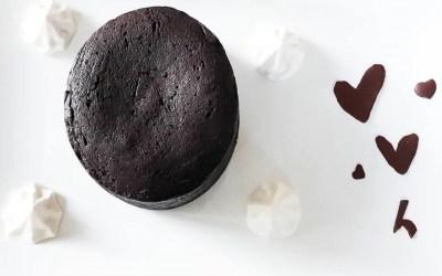 MOELLEUX CŒUR FONDANT AU CHOCOLAT du chef Philippe ETCHEBEST revisité sans gluten, sans lactose, avec ou sans sucre