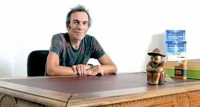 Interview de Denis Riché, micronutritionniste réputé, par Marion kaplan