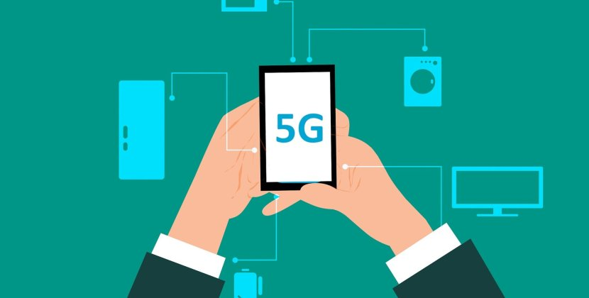When will 5G network arrive in Latin America?