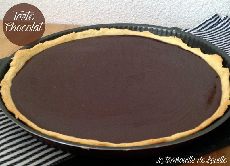 tarte-chocolat-facile