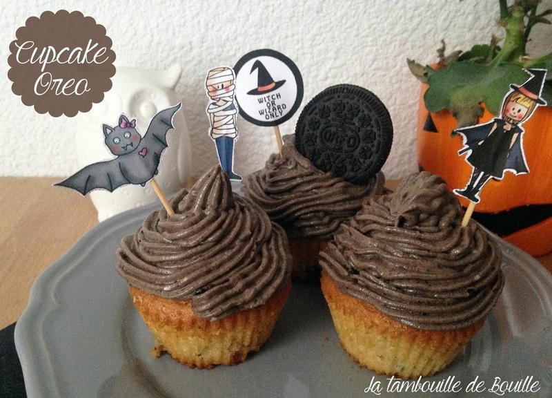 recette-cupcake-oreo-halloween