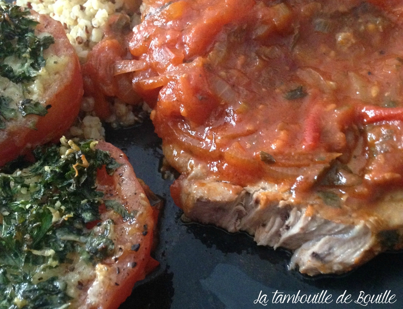 recette-escalope-thon-express-tomate