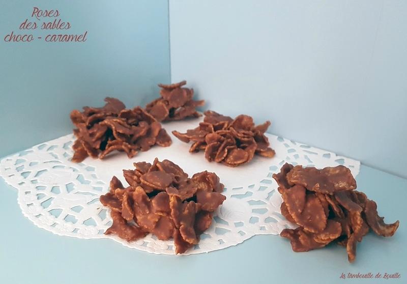 louis-cuisine-activité-kids-roses-des-sables-chocolat-caramel