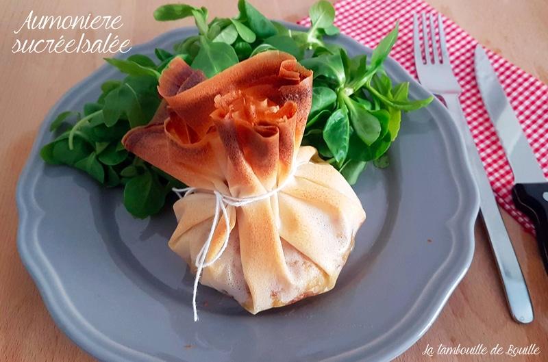 recette-simple-sucrée-salée-pomme-camembert-andouille