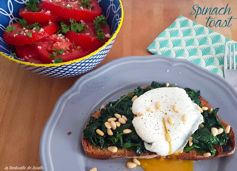 recette-spinach-toast