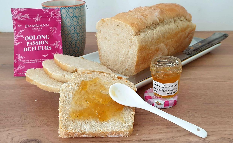 Le pain de mie maison