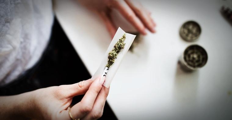 La marihuana como remedio para la enfermedad de Crohn.