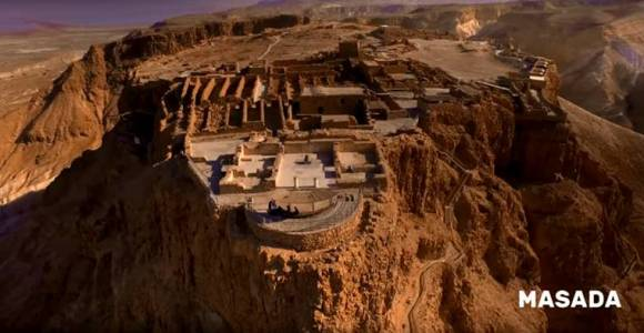 israel desde el cielo