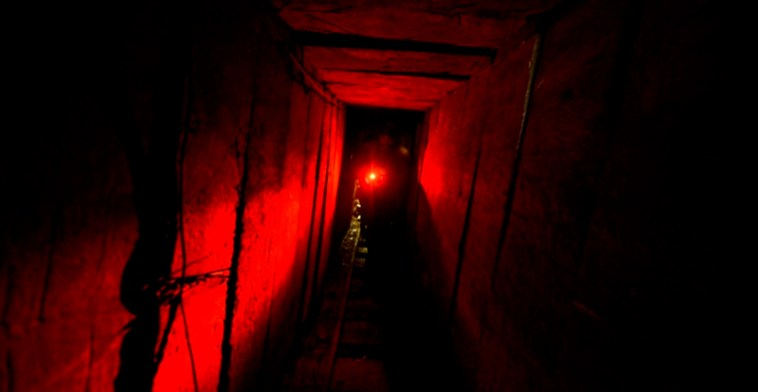 túneles de Hamas