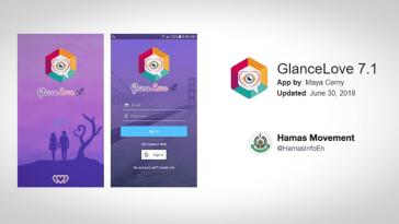 Hamas crea una app