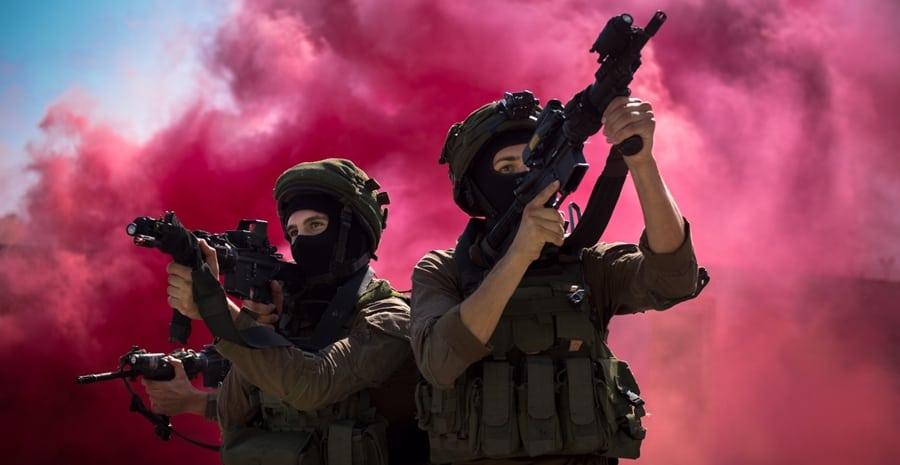 10 unidades de elite y fuerzas especiales comando del ejército de Israel. (Primera parte)