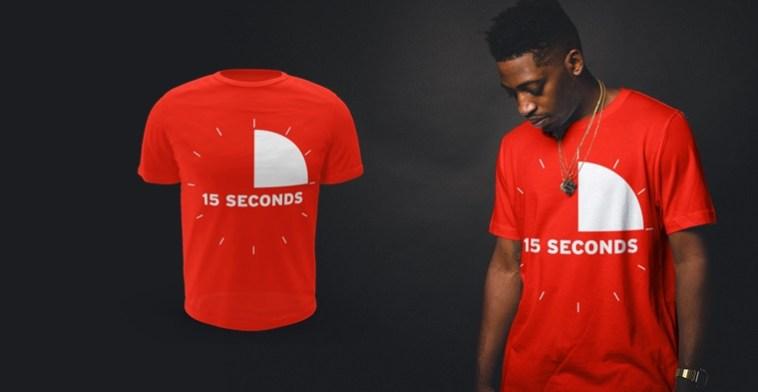 15seconds