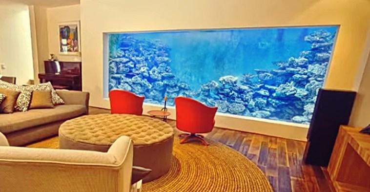 acuario privado