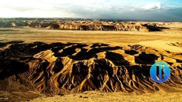 desiertos en Israel
