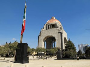 Mexican Revolution Monument