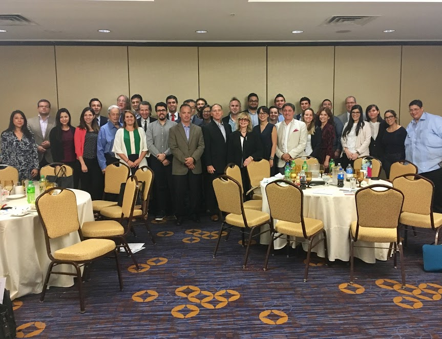 The LATC Entertainment, Business and Legal Affairs Program in Miami was a huge success!