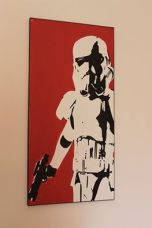 pop Art - Clone Star Wars