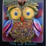Silvia Logi Artworks - Andy Wahr Owl