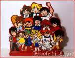 Favole di Legno - Miniature Anime