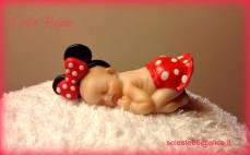 Dolce Bijoux -Bomboniera Bebè Minnie