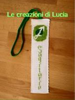 Le crocette colorate di Lucia - Segnalibro Zodiaco Sagittario