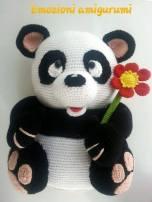 Emozioni Anigurumi - Panda
