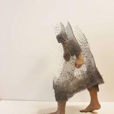 Lene Kilde - Sculpture Decisione