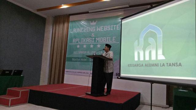 Launching Website & Aplikasi Mobile KAL